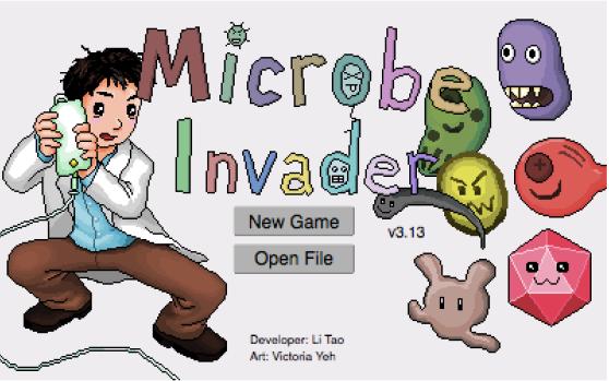 microbe invader